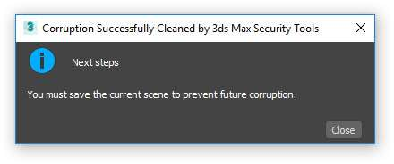 autodesk security tools success cleaned