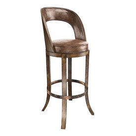Render of bar chair.